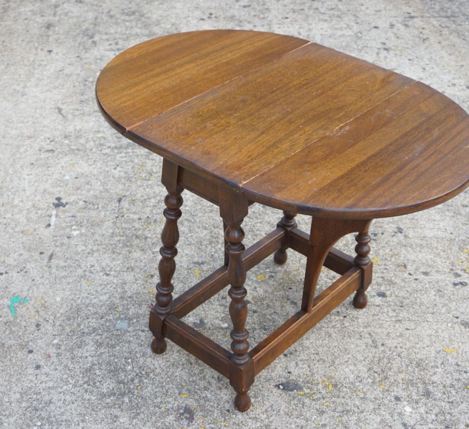 英国アンティーク バタフライテーブル